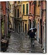 Porto Venere Italy Canvas Print