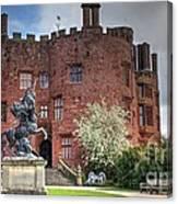 Powis Castle Canvas Print