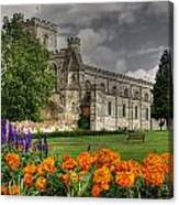 Priory Church Dunstable Canvas Print
