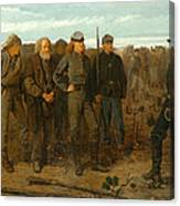 Prisoners From The Front Canvas Print