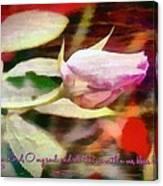 Psalm 103 1 Canvas Print