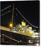 Queen Mary - 12122 Canvas Print