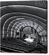 Radio City Music Hall Theatre Canvas Print