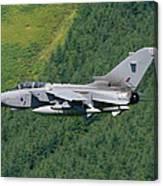 Raf Tornado - Low Level Canvas Print