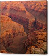 Grand Canyon From Kanab Point Canvas Print