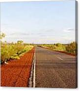 Red Soil Canvas Print
