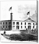 Republican Convention, 1860 Canvas Print