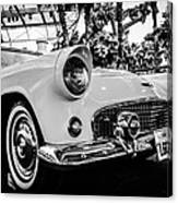 Retro Car Canvas Print
