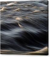 River Flow Canvas Print