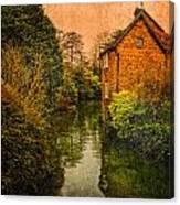 River Kennet Canvas Print