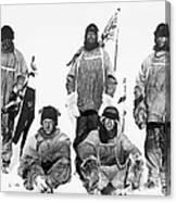 Robert Falcon Scott Canvas Print