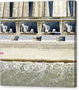 Robert Moses Niagara Hydroelectric Power Station Canvas Print