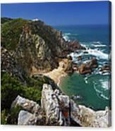 Roca Cape Canvas Print