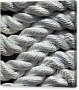 Rope Pattern Canvas Print