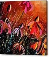 Rudbeckias  Canvas Print