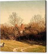 Rural England Canvas Print