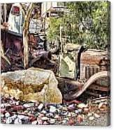 Rustbucket  Canvas Print