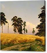 Rye Canvas Print