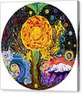 Sacred Union Canvas Print