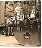 Safeco Field - Seattle Mariners Canvas Print