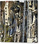 Sagrada Familia - Barcelona Spain Canvas Print
