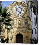Saint Paul Church In Cordoba Canvas Print