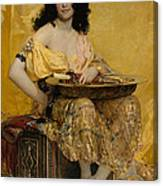 Salome Canvas Print