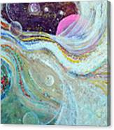 Samadhi Bliss Canvas Print