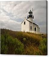San Diego Lighthouse Canvas Print
