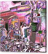 San Francisco Happy Canvas Print