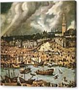 Sanchez Coello, Alonso 1531-1588. The Canvas Print