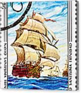 Santisima Trinidad Canvas Print