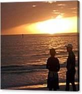 Sarasota Sunset Canvas Print