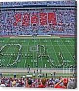 27w115 Script Ohio In Osu Stadium Canvas Print