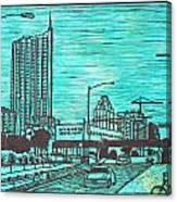 Seaholm Canvas Print