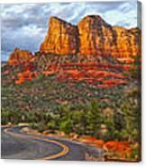 Sedona Arizona Panorama Canvas Print