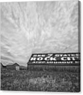 See Rock City - Farm In Tennessee Canvas Print