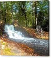 Serenity Creek Canvas Print