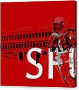 Sfu Art Canvas Print