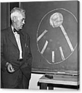 Sir Alexander Fleming Canvas Print