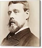 Sir Lawrence Alma-tadema (1836-1912) Canvas Print