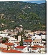 Skiathos Island Greece Canvas Print