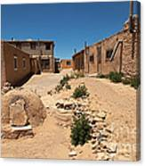Sky City Acoma Pueblo Canvas Print