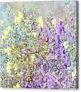 Sommer Meadow Canvas Print
