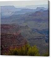 South Rim View Canvas Print