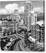 South Vancouver Bc Canada Canvas Print