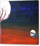Speak No Evil Canvas Print