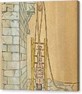 Spine Treatment, 1544 Canvas Print