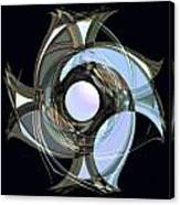 Spinners 7 Canvas Print