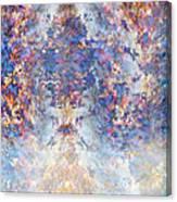 Spiritual Torrents Canvas Print
